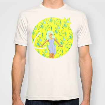 Design Based in Reality T-shirt by Ben Geiger