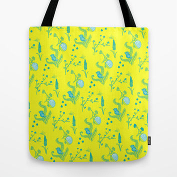 Design Based in Reality Tote Bag by Ben Geiger