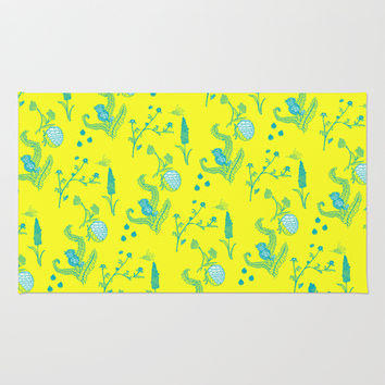 Design Based in Reality Rug by Ben Geiger