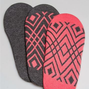 Tribal Geo Shoe Liners