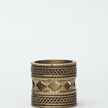 A Peace Treaty Asmat Ring