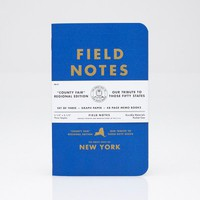 Need Supply Co. / Field Notes / New York Graph Paper Memo