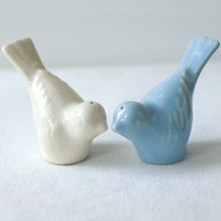Bird Shakers Salt Pepper Vintage