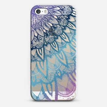 HippieChic iPhone 5s case by Rose | Casetify