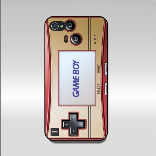 Iphone 4 Case--gameboy,iphone 4S Ca.. on Luulla