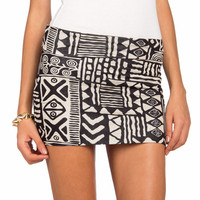 Tribal Mini Skirt - 2020AVE
