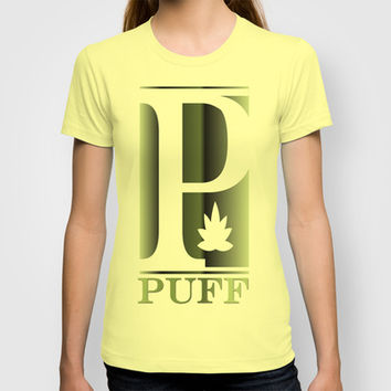 PUFF T-shirt by Robleedesigns