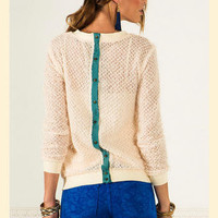 Shaggy Sweater