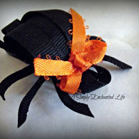 A Simply Enchanted Life | Along Came a Spider (Hairclip) | Online Store Powered by Storenvy