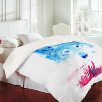 DENY Designs Home Accessories | Robert Farkas The Guardian Duvet Cover