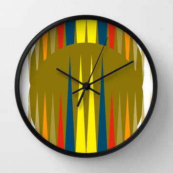 Games Wall Clock by Heaven7