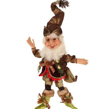 Mark Roberts Pinecone Elf - Small (9 Inches)