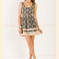 Recital Lace Dress