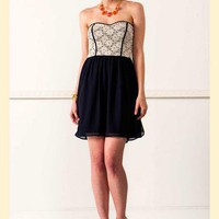 Sweet Talk Lace Dress