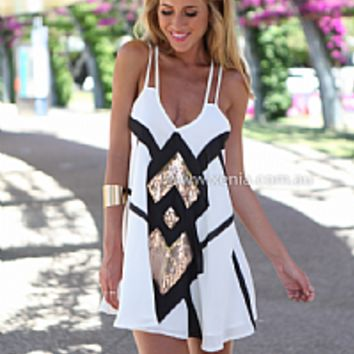 PRE ORDER - NEXT IN LINE DRESS (Expected Delivery 3rd Febuary, 2015) , DRESSES, TOPS, BOTTOMS, JACKETS & JUMPERS, ACCESSORIES, $10 SPRING SALE, PRE ORDER, NEW ARRIVALS, PLAYSUIT, GIFT VOUCHER, $30 AND UNDER SALE, SWIMWEAR, Australia, Queensland, Brisbane