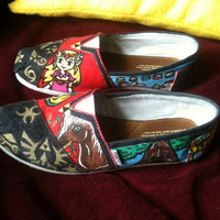 Custom Zelda TOMS (Samples)