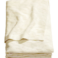 H&M Knitted blanket £29.99
