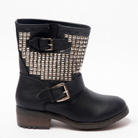 Italo Moto Boots $98