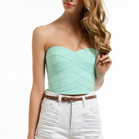 Hold Me Tight Bandage Bandeau $30