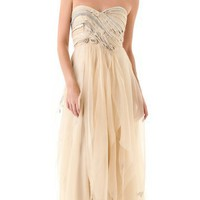 Catherine Deane Giselle Strapless Gown | SHOPBOP