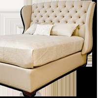 Barrister 4 King Bed | Arhaus Furniture