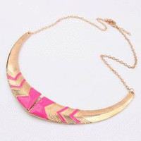 Fashion Arrows Statement Necklace | LilyFair Jewelry
