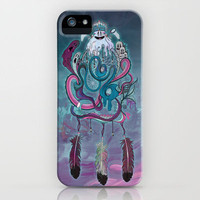 The Dream Catcher iPhone Case by Mat Miller | Society6