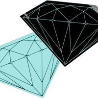 Diamond Supply Brilliant Vinyl Sticker