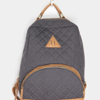 Kimchi Blue Quilted Backpack