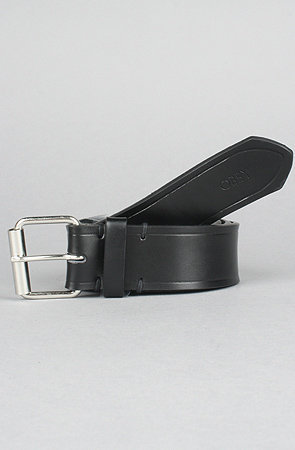 The Working Man 2 Belt in Black