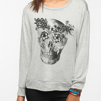 Daydreamer LA Laurel Wreath Skull Tee