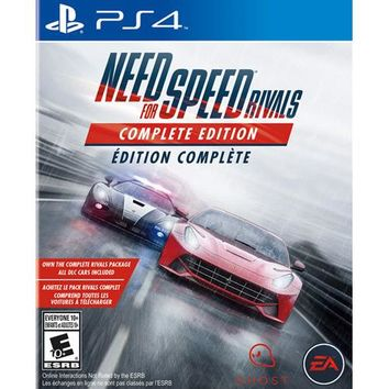 Need for Speed: Rivals - Complete Edition - PlayStation 4