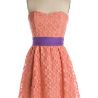 The Australia Dress - Light Coral - $54.95 : Indie, Retro, Party, Vintage, Plus Size, Dresses and Clothing in Canada