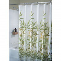 InterDesign Anzu Shower Curtain - 3652 - Shower Curtains - Shower Curtains & Accessories - Bed & Bath