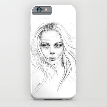 Fade away iPhone & iPod Case by EDrawings38
