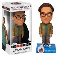 ROCKWORLDEAST - Big Bang Theory, Bobblehead, Leonard