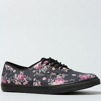 Floral Vans