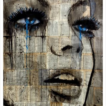 INFUSION Art Print by Loui Jover on Artsider