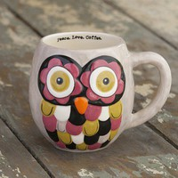 Owl Mugs From Natural Life