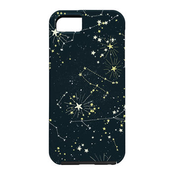 Joy Laforme Constellations In Midnight Blue Cell Phone Case