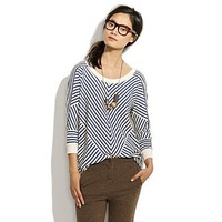 Scenic-Stripe Top - Madewell