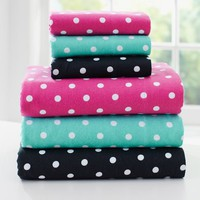 Dottie Flannel Sheet Set
