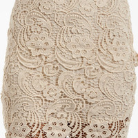 Crochet Me Crazy Skirt $32