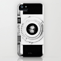 iPhone 5, iPhone 5 Case, vintage camera, case for iPhone 5, Paxette, rangefinder, bomobob, iPhone accessory