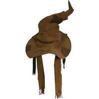 Harry Potter Talking Sorting Hat Plush: WBshop.com - The Official Online Store of Warner Bros. Studios