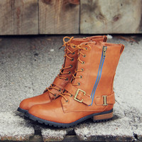 Blue Wolf Boots