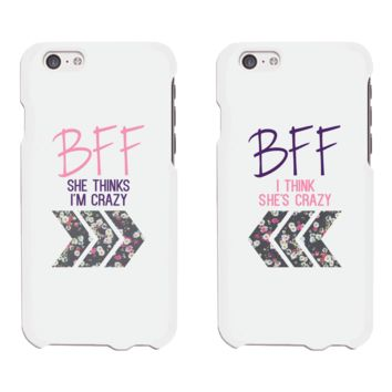 BFF Floral Phone Cases