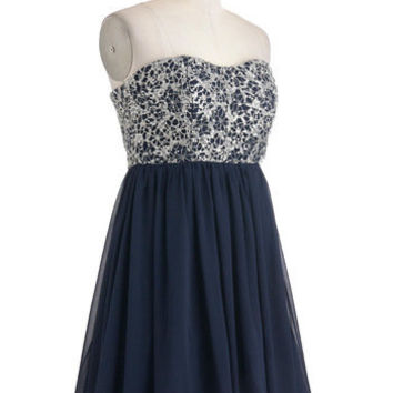 Savoir-Fairy Tale Dress | Mod Retro Vintage Dresses | ModCloth.com