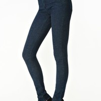 Second Skin Jeans - Dark Wash