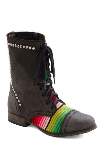 Meet for Margaritas Boot | Mod Retro Vintage Boots | ModCloth.com